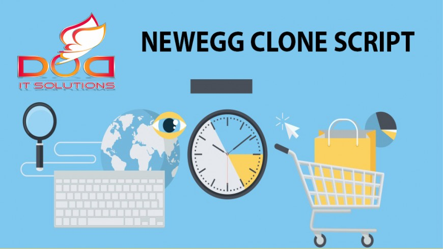 NEWEGG  CLONE WEBSITE SCRIPT