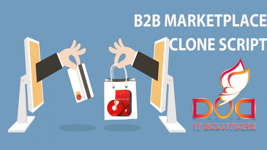 B2B MARKETPLACE  CLONE WEBSITE SCRIPT