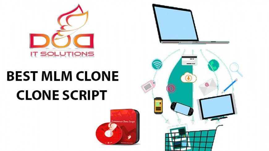 BEST MLM CLONE WEBSITE SCRIPT